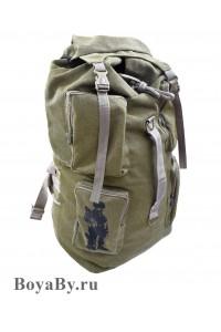 Рюкзак большой зеленый