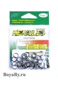 Заводные кольца 6.0 mm 50шт/упаковка