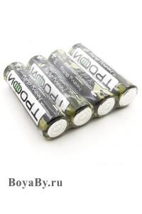 Батарейка ААА пальчиковая (солевая), 60 шт/упаковка