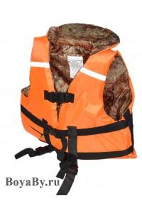 Спасательный жилет сертифицированный до 120 кг