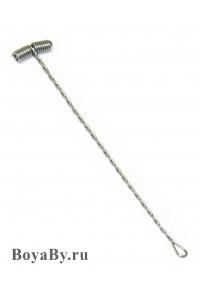 Отвод металлический 10 см / шт.