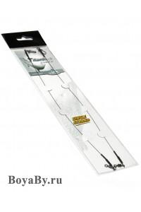 Поводок титан 12 kg, 20 cm