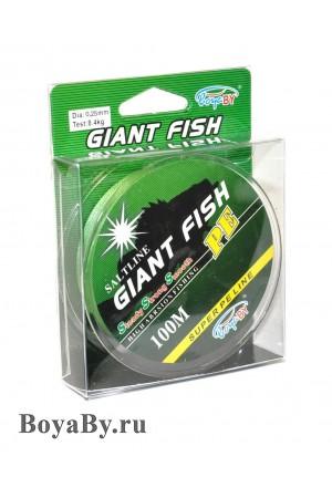 Плетёнка Giant Fish 100 m, d 0.25 mm