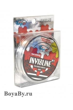 Леска Invisline 100 m, d 0.20 mm