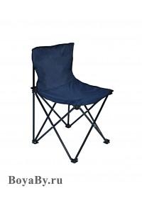 Кресло в чехле однотонное