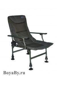 Кресло карповое с подлокотниками и регулировкой
