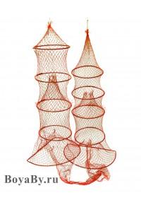 Вентерь двухбочковой с крылом